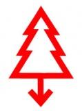 kerstbomen uit depot 2